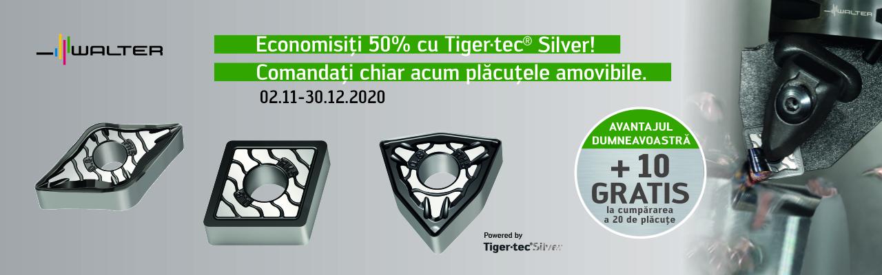 Walter Tiger-tec Silver